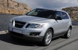 Saab 9-4X 2011-2012