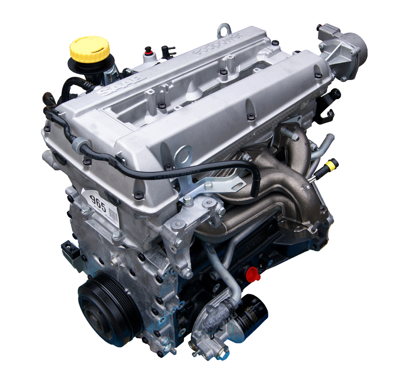 Motor Saab B235e 2 3l Maptun Parts