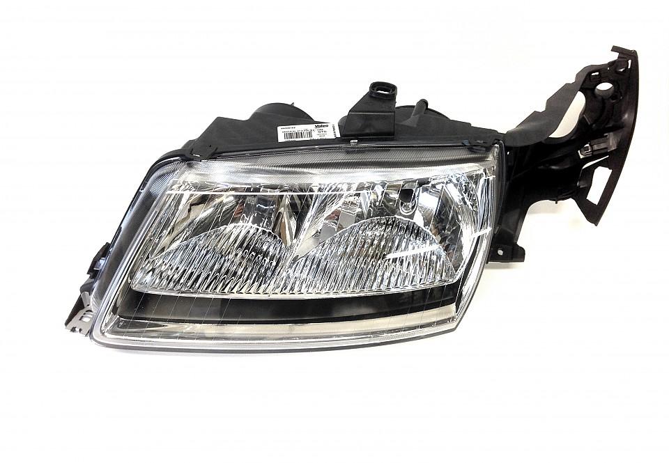 Head Light Left H7 Saab 9 5 02 05 Maptun Parts