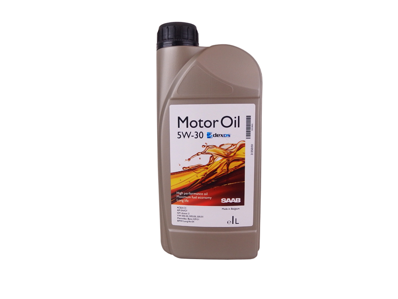 Fully Synthetic Motor Oil Saab Gm 5w 30 1l Maptun Parts
