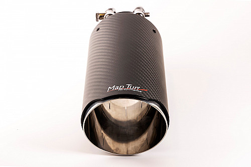 Carbon Fiber tailpipe, Maptun Performance Item number: 04-13055