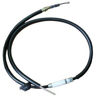 Handbrake Cable, Left, Saab 900 I 1991-1993 Item number: 104105789-EM