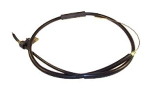 Handbrake Cable, Right, Saab 9000 -1986 Item number: 108964363-EM