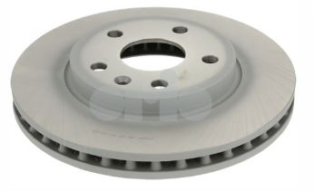 "Front Brake Disc 16"", Saab 9-5 2010- Item number: 1013502213"