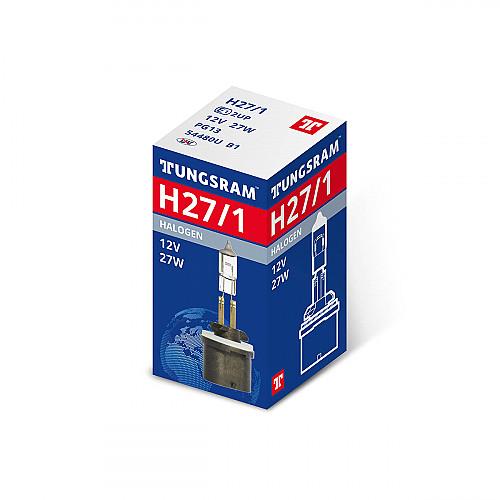 Lampa H27/1 12V 27W Standard Artikelnr: 410-54480U