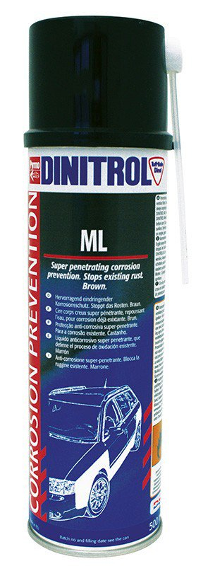 Dinitrol ML Spray 500ml Item number: 680-1107102