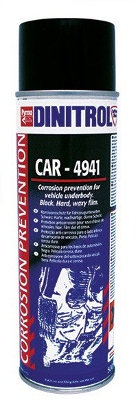 Dinitrol 4941/CAR Spray 500ml Item number: 680-1116302