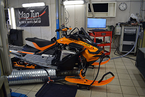 Ski-Doo/LYNX 900ACE Turbo Stage 1+ - 195 Hp