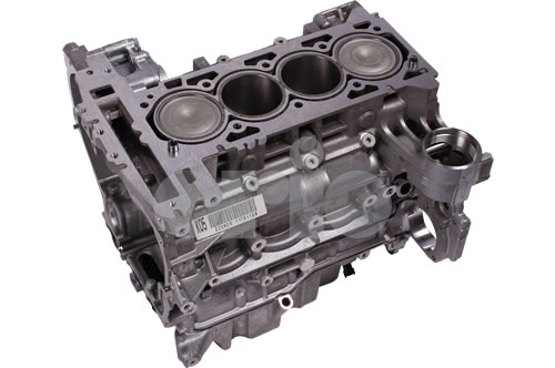 Engine B207R, Saab 9-3 II 03-07 Item number: 1055575037
