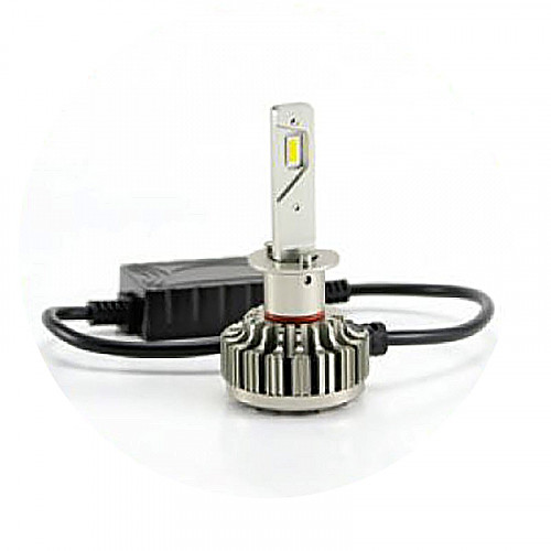 Lampa H1 24W Megalight +150 LED Item number: 4460-60410