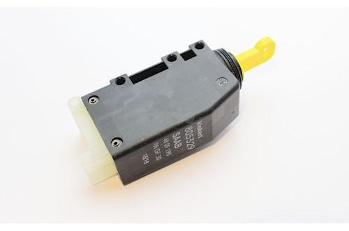 Keskuslukkomoottori takaluukku, Saab 9-5 I Tuotenumero: 104809190