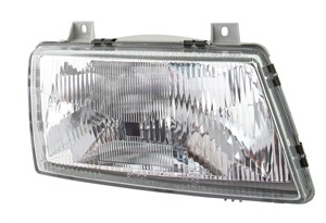 Front Right Headlight, Saab 900 I 1987-1993 Item number: 109120148-EM