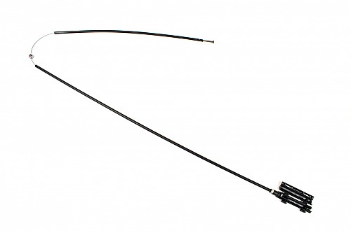 Front Hood Release Cable, Saab 9-3 II 2008- Item number: 1012782931