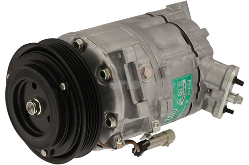 Air Condition Compressor, Saab 9-3 II -2004 Item number: 1012758381