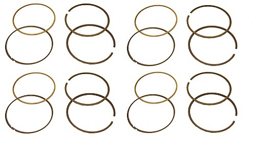Pistons Ring Set, Saab 9-3 & 9-5 B205 & B235 Item number: 1055557263