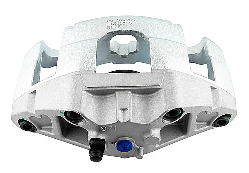 Left Front Brake Caliper, Saab 9-3 II 314mm Item number: 05-176375