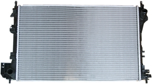 Used Radiator Manual, Saab 9-3 II B207-D223 Item number: 1024418341-EM