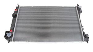 Used Radiator Aut, Saab 9-3 II B207-D223 Item number: 1024418342-EM