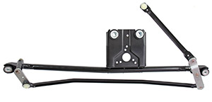 Wiper arm without electric motor, Saab 9-5 Item number: 104832317-AM