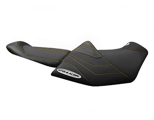 Riva Sea-Doo 2018+ RXT 230/300 seat cover - black/gold Item number: 95-RS5-120-5