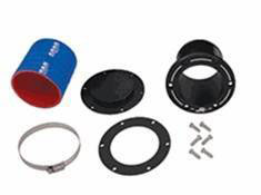 Riva Yamaha FZR rear exhaust tip kit Item number: 95-RY15050-ET