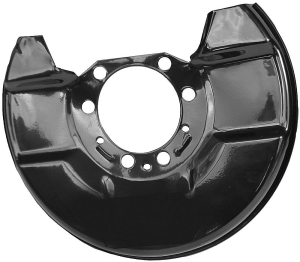 Front Left/Right Backing Plate, Saab 9-3 II Item number: 1012790369-AM