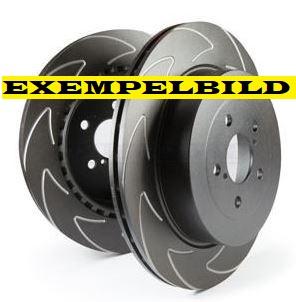 Front Brake Disc, EBC Saab 9-3 Viggen & 9-5 Aero Item number: 29-BSD1070