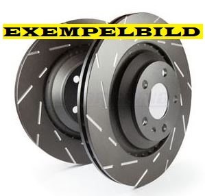 EBC Brake disc front TurboX, 345mm Item number: 29-USR1460