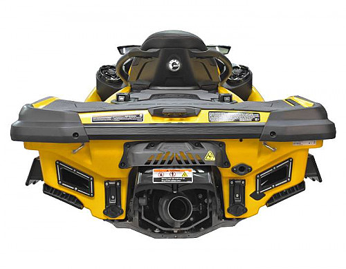 RIVA SEA-DOO 2018+ RXT/GTX ALL DUAL REAR EXHAUST KIT Item number: 95-RS15120-D