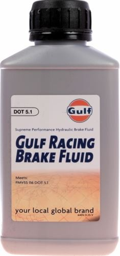 Brake Fluid Racing 250ml Item number: GLF640558