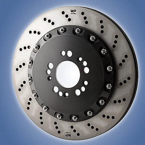 "Maptun brake disc right 305mm (16"" wheel) Item number: 305.30.46R"