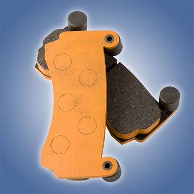 Maptun Sport Performance Pads 6-pot caliper. Item number: 18-WP06B6G37