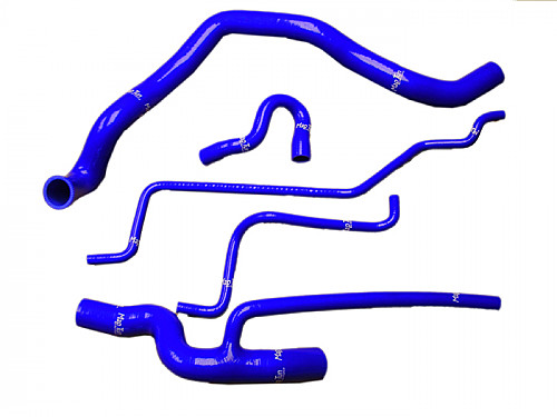 Coolant pipes (5) Saab  9-3 II 03- Item number: 01-20108