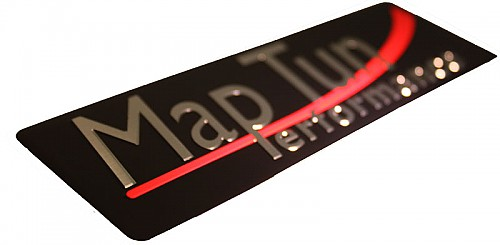 MapTun Performance Emblem 70x22mm Artikelnr: 01-E700