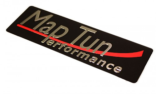 MapTun Performance Emblem 125x40mm Artikel-Nr.: 01-E1250