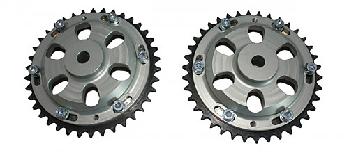 Adjustable Cam sprockets Item number: 06-101010