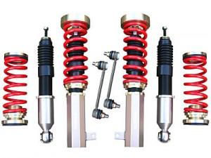 Állítható tuning rugóstag készlet, SAAB 9-3 II Cikkszám: 01-21003