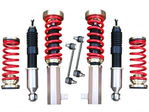 Coilover Kit Saab 9-3 II XWD Item number: 01-21004