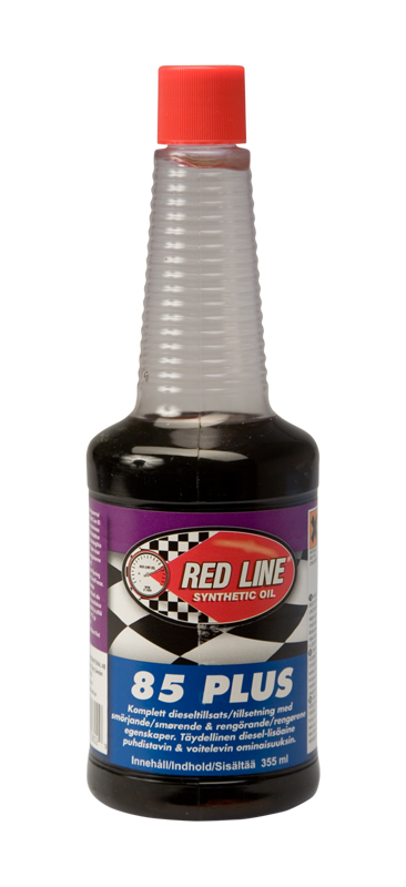 Redline Diesel 85 PLUS Item number: 35-10080