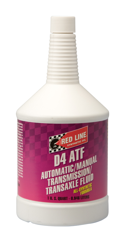 Redline Automatic D4 ATF Item number: 35-30150