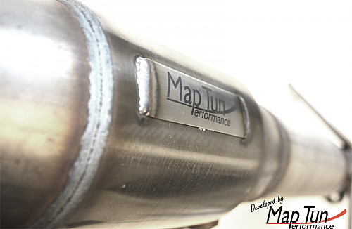 MapTun downpipe 9-5 (B205,B235) 98-10 Item number: 19-309004