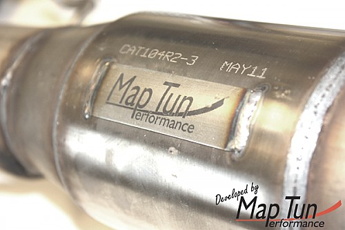 MapTun downpipe (B204, B205, B235), Saab 900/9-3 94-02 Item number: 19-309001