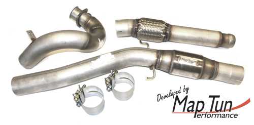 Maptun Complete Exhaust 9-3 98- Item number: 04-13037H