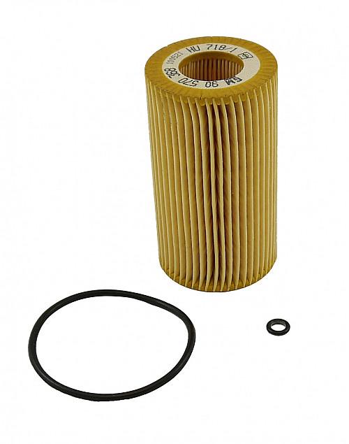 Oljefilter,  Saab 9-3, 9-5, 9-3 II 2.2 Diesel Artikelnr: 05-117321