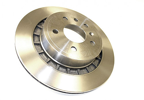 Rear Brake Disc, Saab 9-5 02-09 Vented Item number: 66-20430