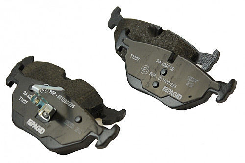 Rear Brake Pads, Saab 9-5 99-09 Item number: 05-PT1207