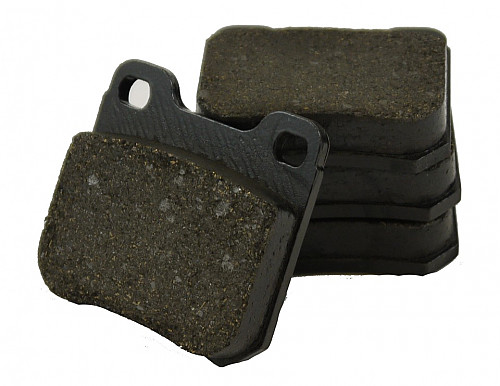 Rear Brake Pads, Geniue Saab NG900, 9-3, 9-5 Item number: 105057336