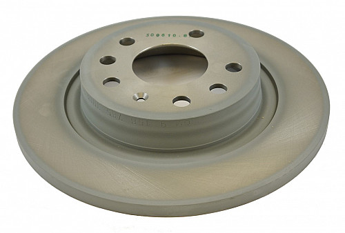Rear Brake Disc, Saab 9-3 II 03- 278mm Solid Item number: 1012762290