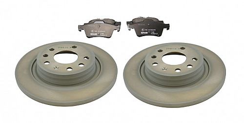 Rear Brake Discs  Item number: 96-BKIT16