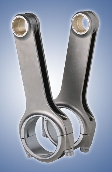 Verdi forged Connecting rods 153mm Item number: VRDI153